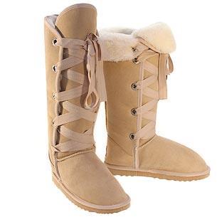 Roxane Ugg Boots - Sand