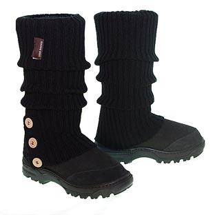 Socks & Offroader Tall Black