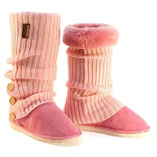 Socks & Tall Deluxe Candy Pink