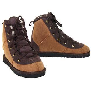 Uber Boots - Chestnut-Brown