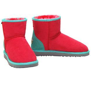 Vegas Mini Boots Strawberry